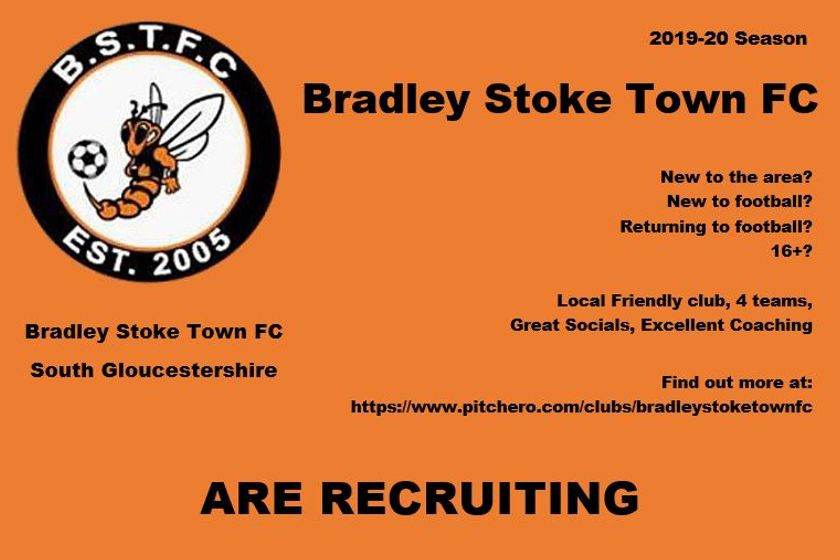 New Football players sought to boost BSTFC