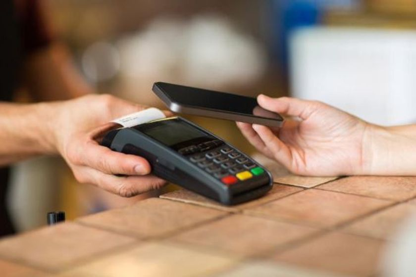 BSTFC Bar now accepts contactless payments