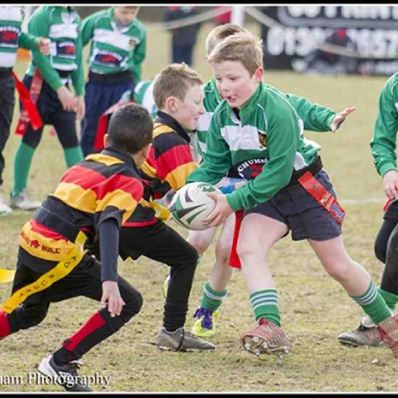 Folkestone Under 8's vs Ashford Under 8's