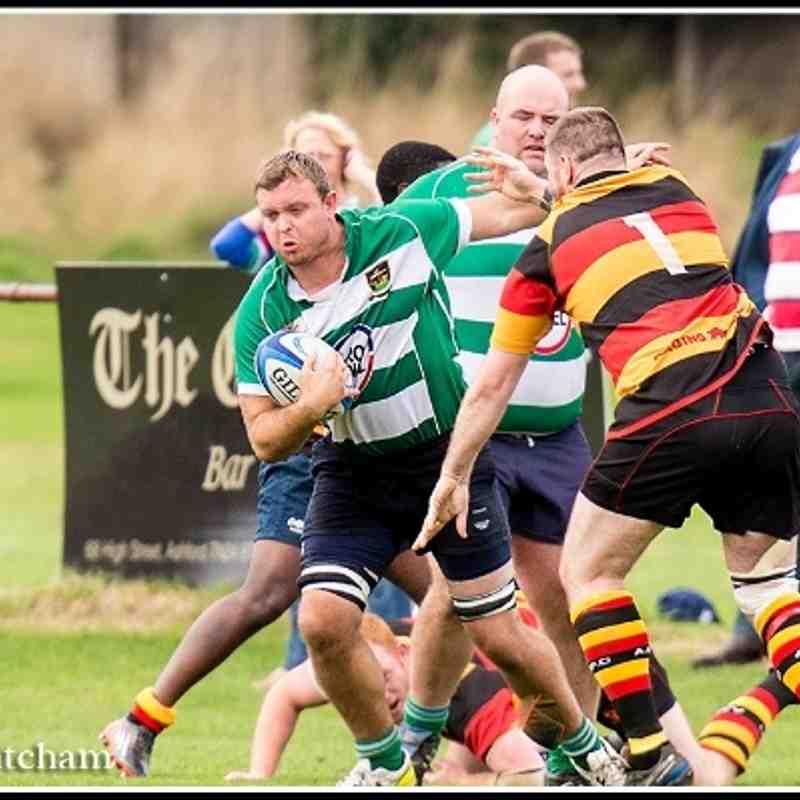 Ashford 1st XV vs Folkestone 1st XV
