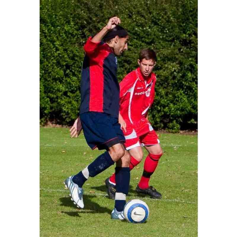 Senior Team Match Shots v Hutton