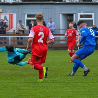 MDTFC Put In A Great Effort In 0-3 Defeat Versus High Flying Stamford