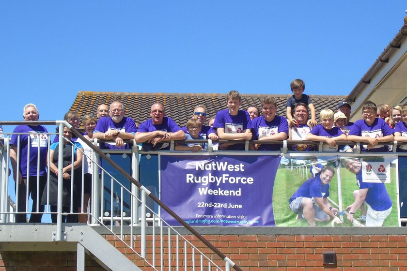 NatWest RugbyForce 2019 - Club Clean-up day