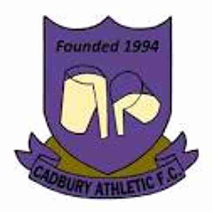 Cadbury Athletic Reserves