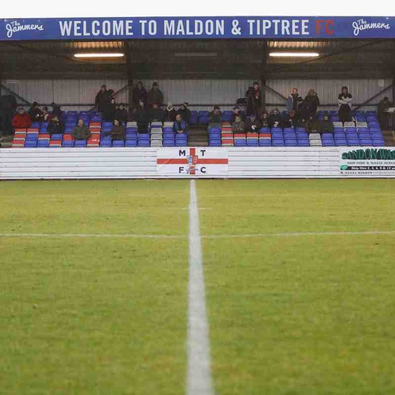 Maldon vs Heybridge - 26.12.2019 (Photos with thanks to Alan Edmonds)