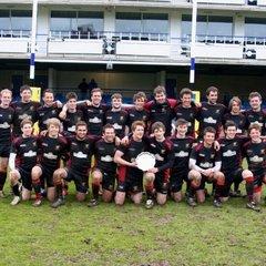 NAMS Plate 2011/12 Winners