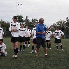Fowlmere Friendly - 16-08-12