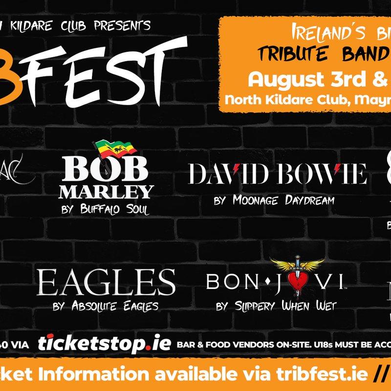Tribfest - Tribute band festival