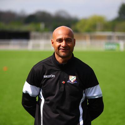 Martin Carruthers First Team Basford United Football Club