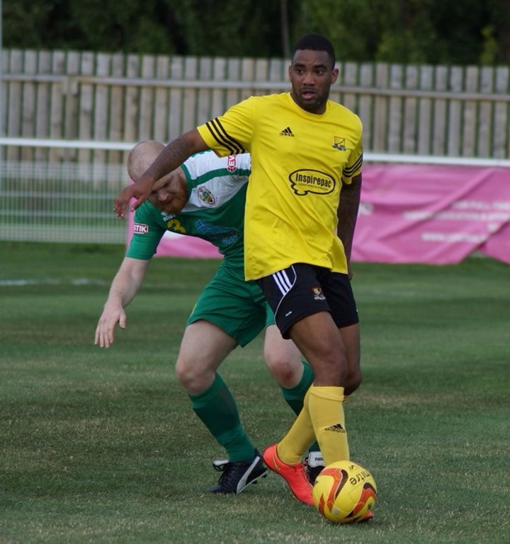 Veteran Striker Set To Lead The Line At Newcomers The Evo Stik League