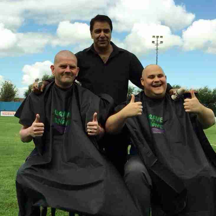 New season, new look for fundraising duo!
