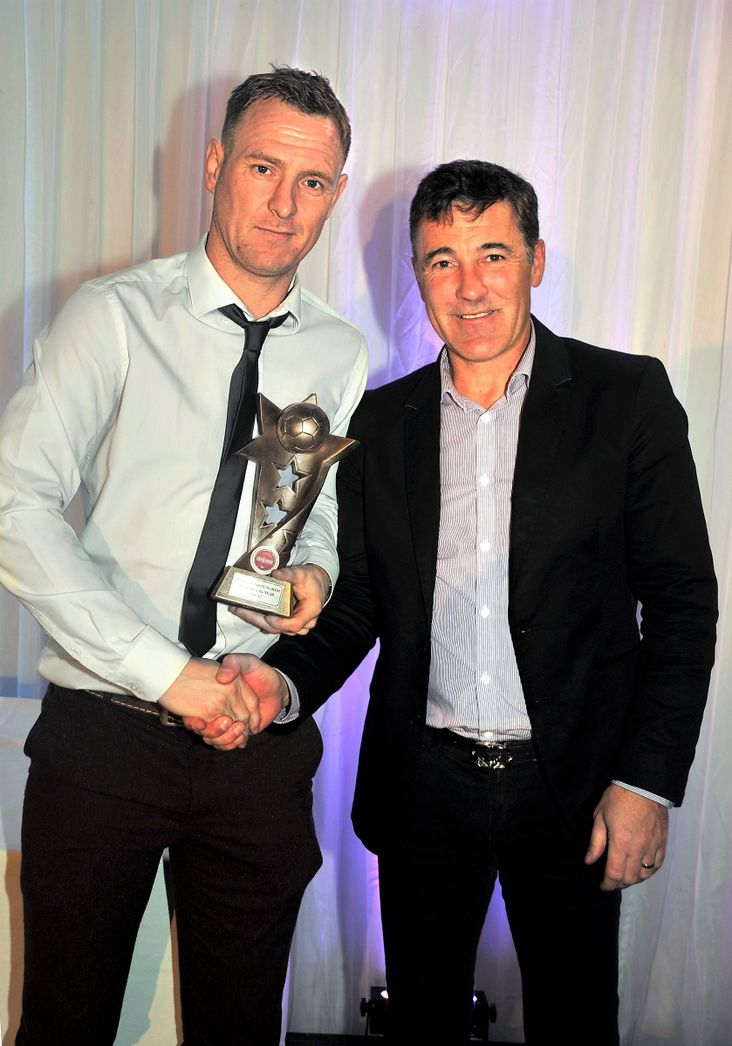 EVO-STIK NPL First Division North 2017 Player of the Year James Walshaw