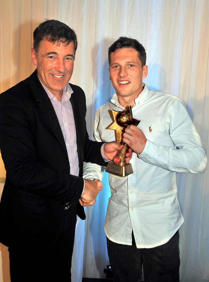 EVO-STIK NPL Premier Division 2017 Player of the Year Dan Maguire