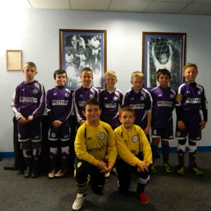 u10's Elland Road Photo's 12th May 2013