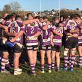 2nd XV beat Crediton 2nd XV 7 - 45