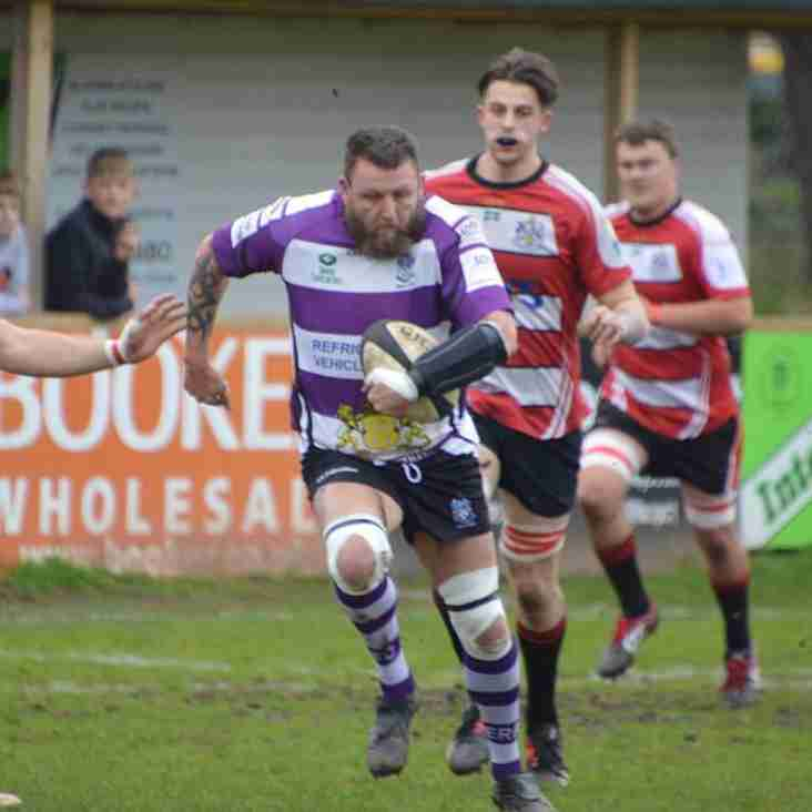 2nd XV Play Fast & Loose