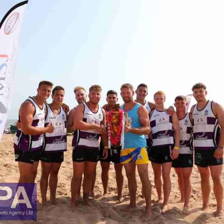 South West Beach Rugby Success