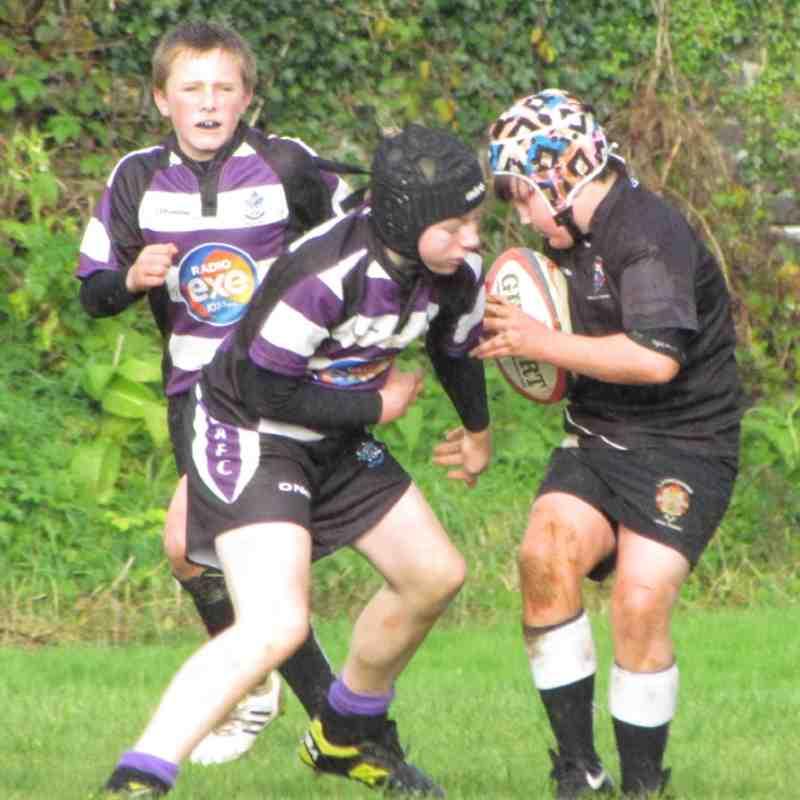 Under 13's vs Launceston