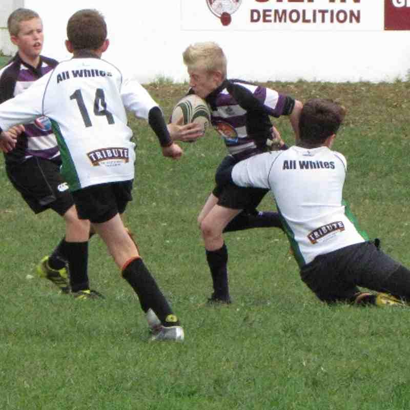U14's vs Newton Abbot- Preliminary round