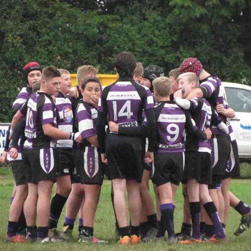 U14's v Torquay- Cup Game