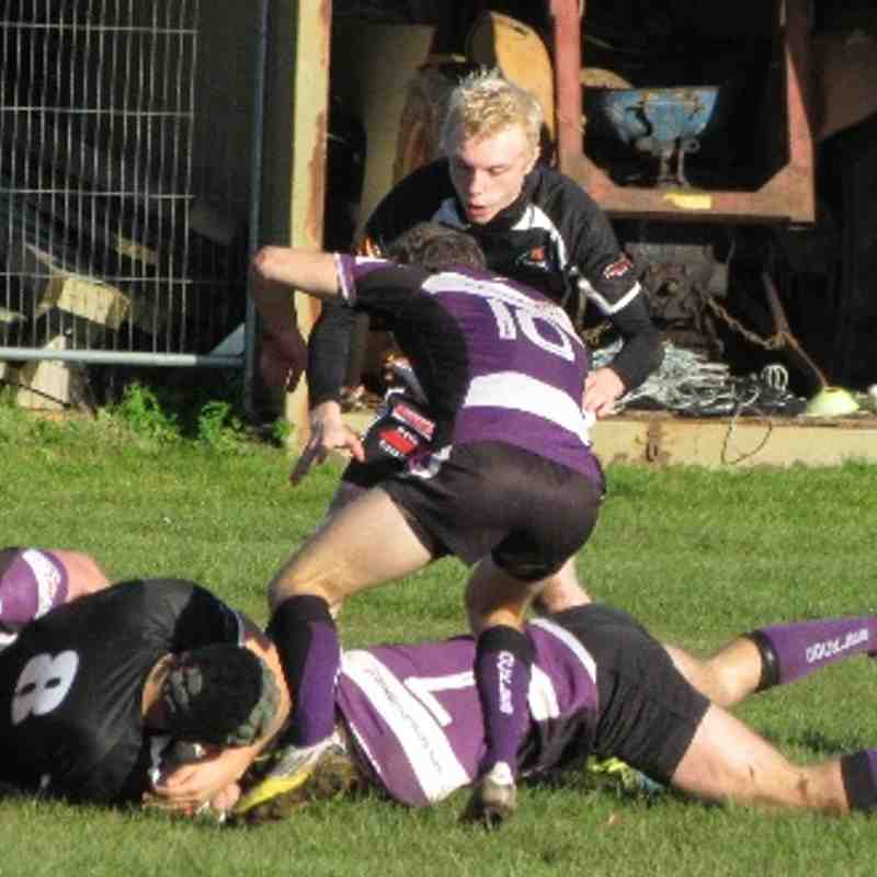 Colts vs Exeter Youth