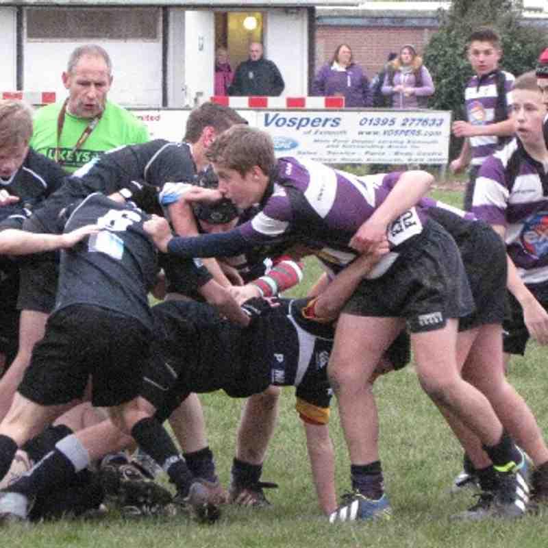 U14's vs Brixham