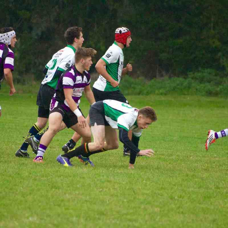U16's vs Newton Abbot- Cup Game
