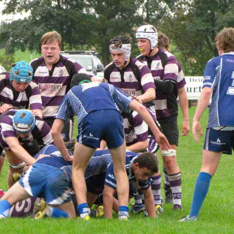 U16's vs Kingsbridge