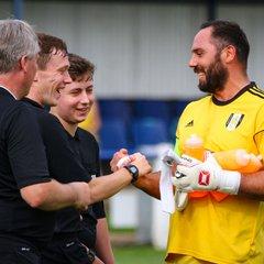 Rossington Main 0-1 Retford FC : 030819