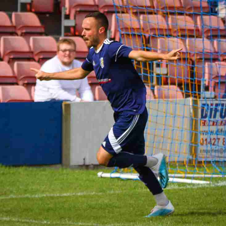 Match Report....Retford F.C. 4-1 Brigg Town