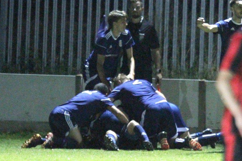 Match Report - Retford F.C. 4-4 Dronfield Town F.C.