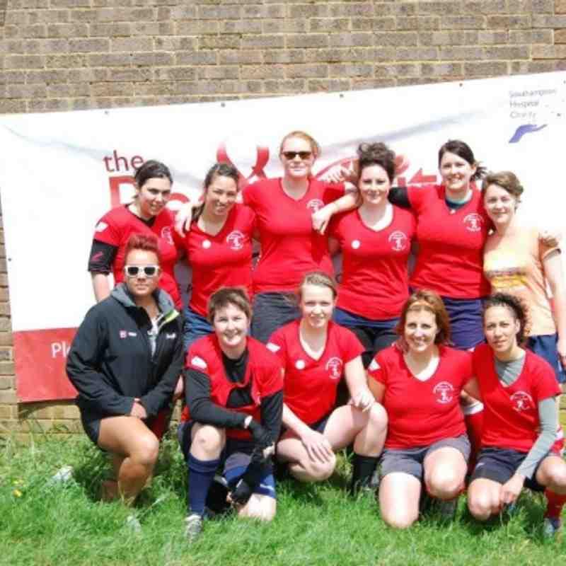Southampton Ladies 7s 2012