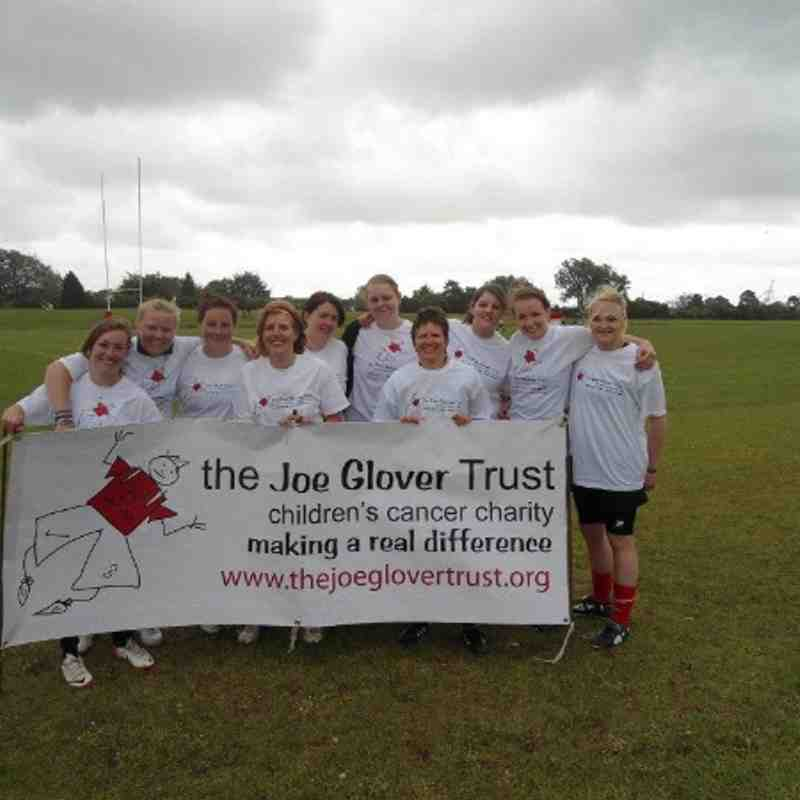 Southampton Ladies Rugby 7s 2013