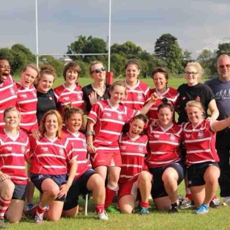 Southampton Ladies 7s a Huge Success