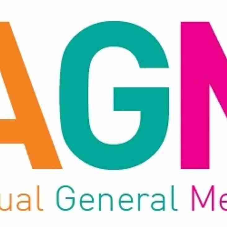 Southampton Rugby Club Annual General Meeting