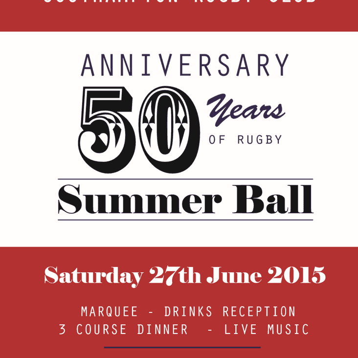 Summer Ball - only days to go!