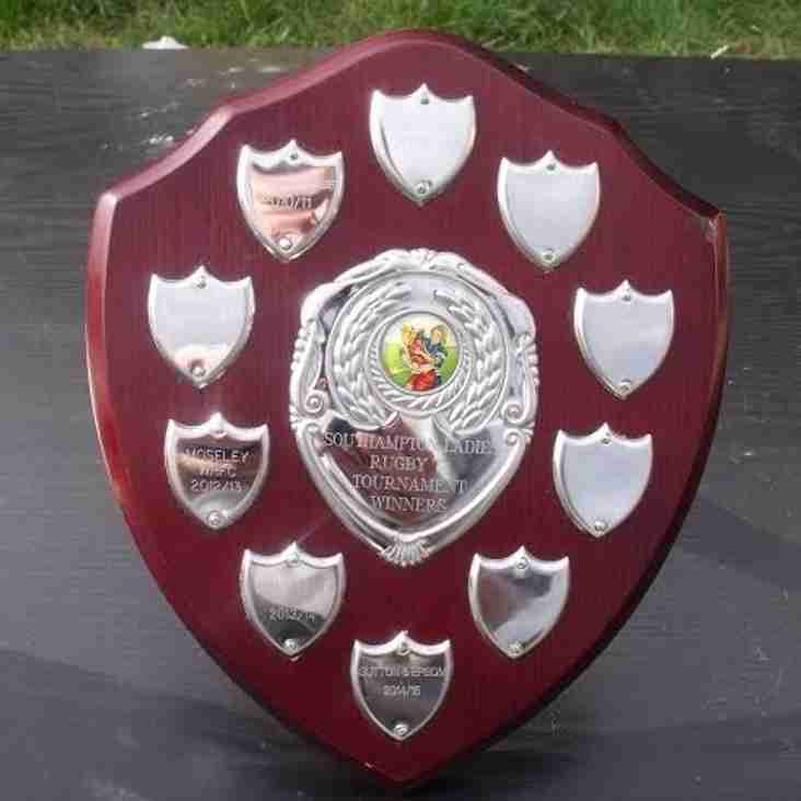 Southampton Ladies 7s Success!