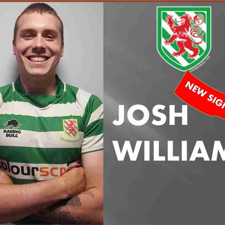 Josh Williams Resigns For Home Club