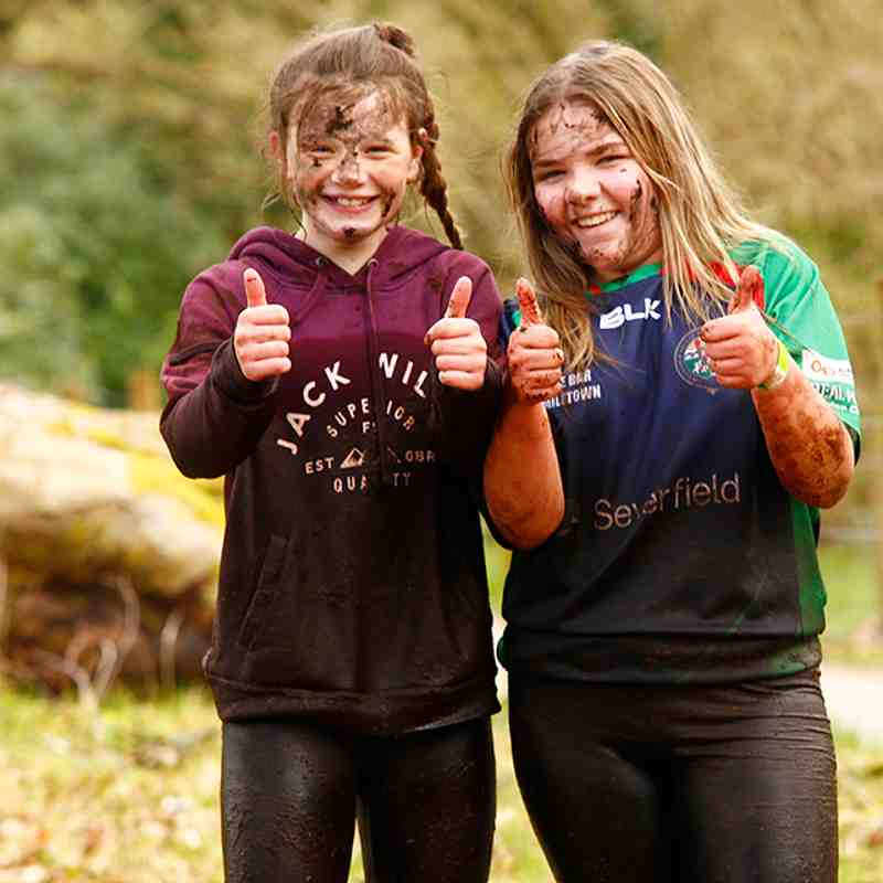 Clogher Valley Mud Run  1