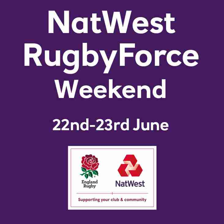 Tring take part in NatWest RugbyForce 2019