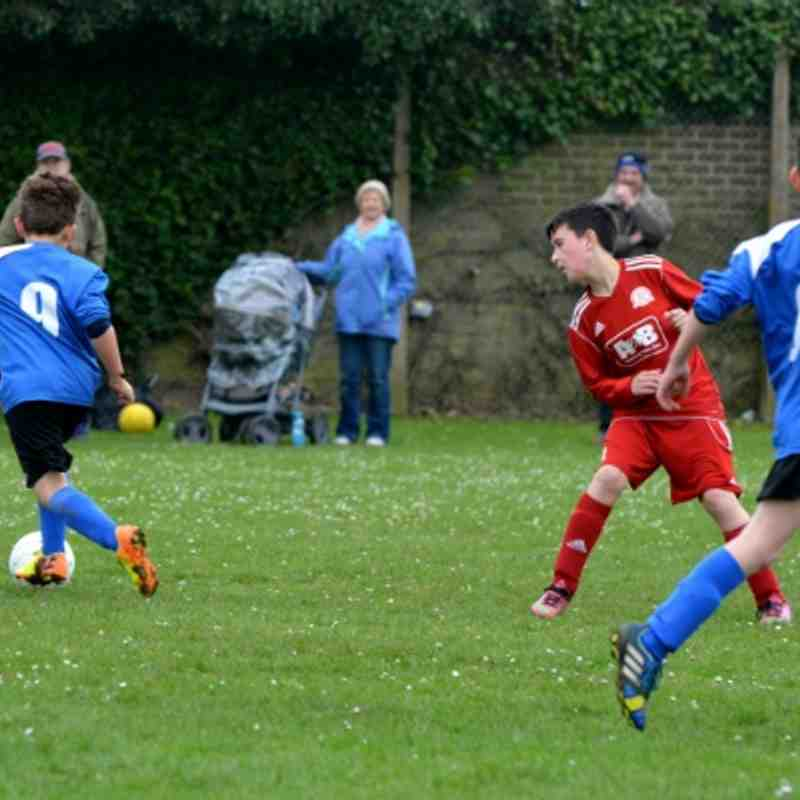 Worthing Dynamos U10 v Midhurst & Easebourne Utd - Album Two