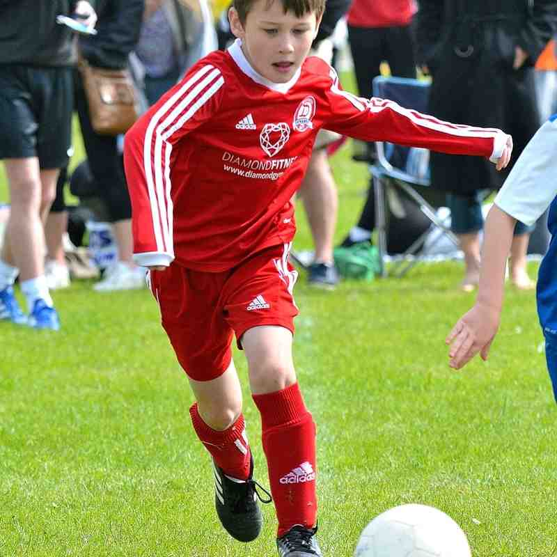 Worthing Town Youth Tournament 30 - 5 - 2016