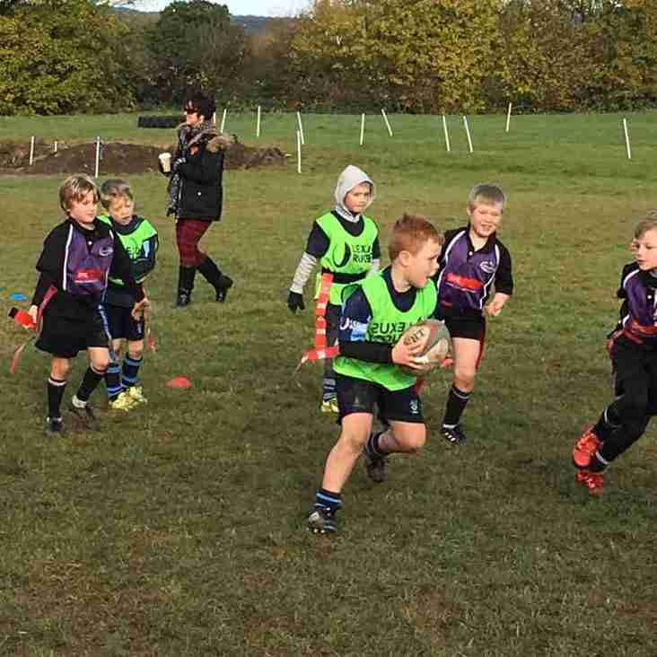 Summer Rugby Camp 2019 - 6th, 7th & 8th August 2019