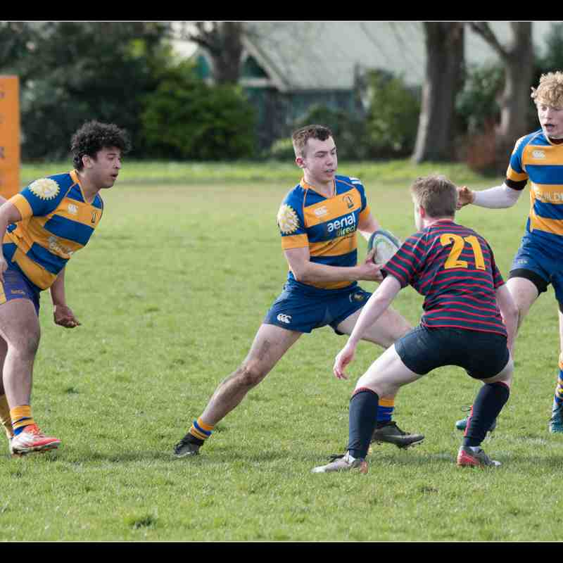Colts vs Trojans A 17/03/2019