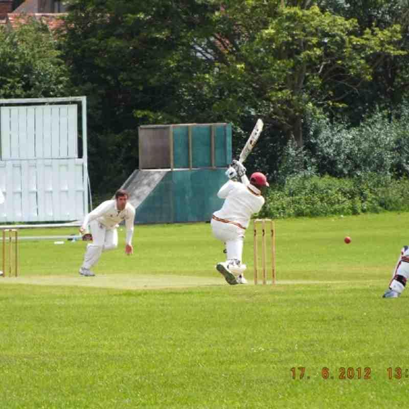 Hendred 1st Vs Tetsworth 2012
