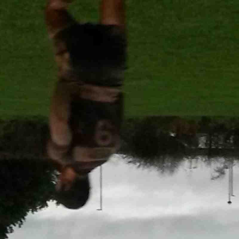 Exmouth Quins v Dartmouth 18/01/14