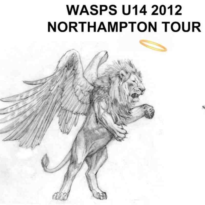 Wasps U14 Tour to Northampton