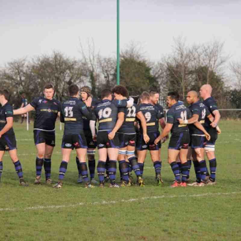 Dings Crusaders Vs Westcombe Park - (32-18) 14/1/2012