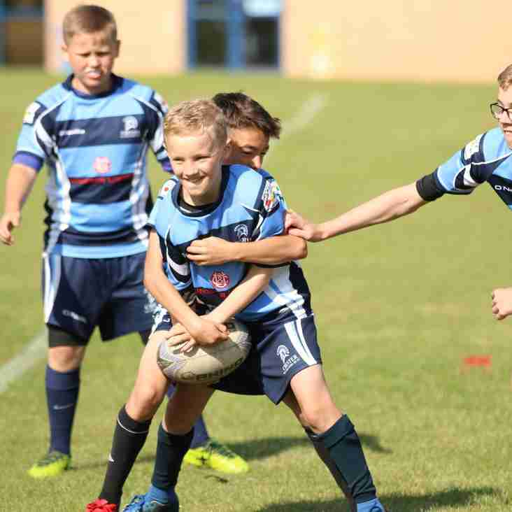 Play junior rugby league with the Gladiators