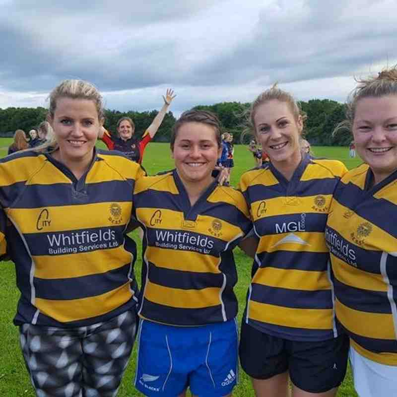 Durham City Ladies back on the pitch